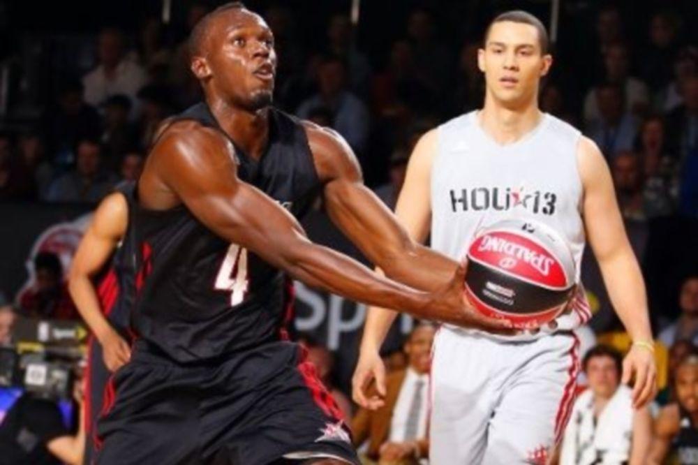 NBA All Star Game: Κάρφωσε ο Γιουσέιν Μπολτ (videos)