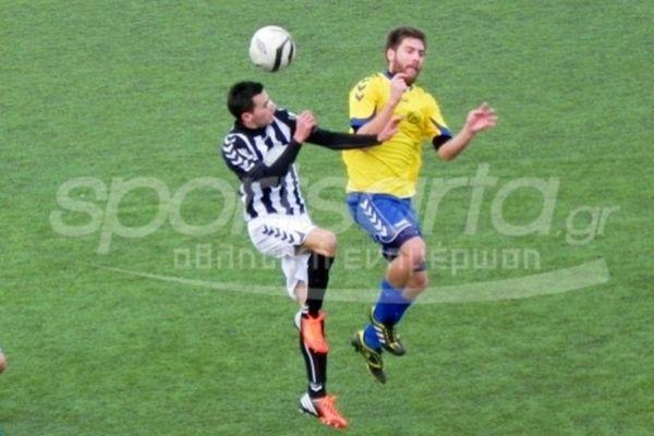 ΑΕ Καραϊσκάκης-ΑΟ Φιλοθέης 0-0