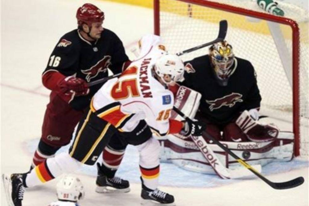 NHL: Shutout για Κογιότες, Κανάντιενς και Λιφς (videos)