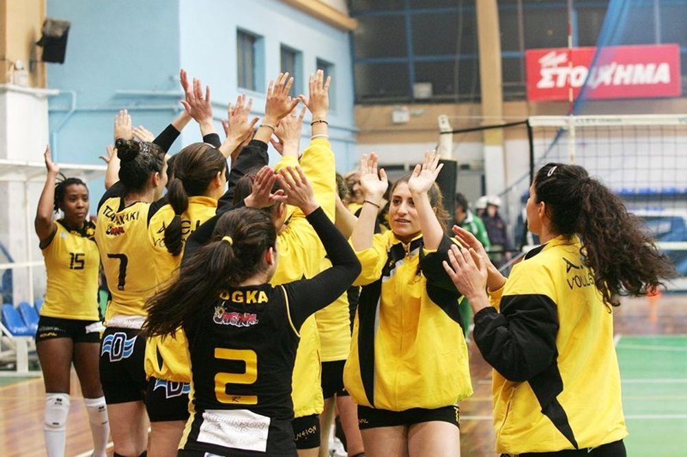 Κύπελλο Γυναικών: Συνεχίζει ακάθεκτη η ΑΕΚ, 3-1 τον Παναθηναϊκό