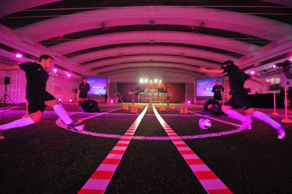 Mercurial Speed Race, η πιο εκρηκτική ποδοσφαιρική δοκιμασία (photos)