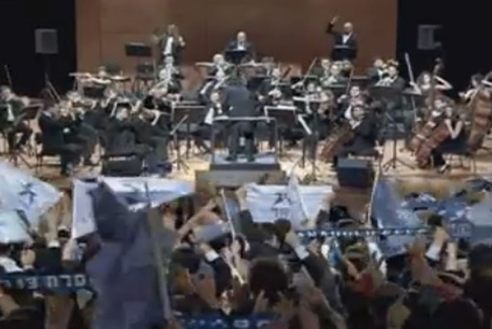 Εφές Αναντολού: Έκπληξη σε συναυλία κλασικής μουσικής (video)
