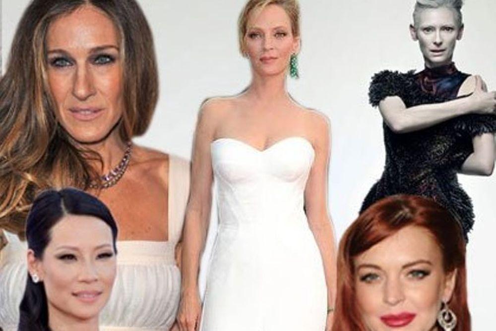 Πλανήτης Hollywood: αυτές είναι οι πιο ξενέρωτες γυναίκες στον κόσμο