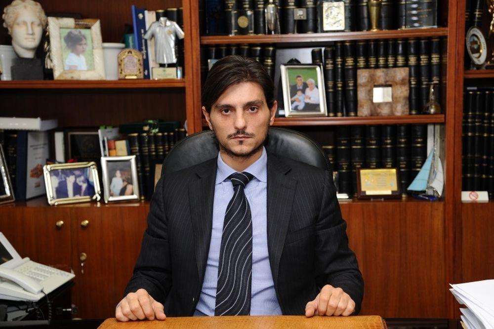 Δ. Γιαννακόπουλος: «Το γαυροσύστημα ξαναχτύπησε. Ας έρθουν να με βγάλουν απ' το ΟΑΚΑ...»