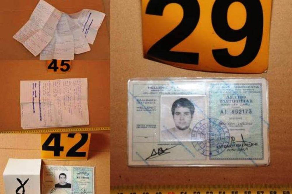 Στη δημοσιότητα οι πλαστές ταυτότητες που βρέθηκαν στη γιάφκα