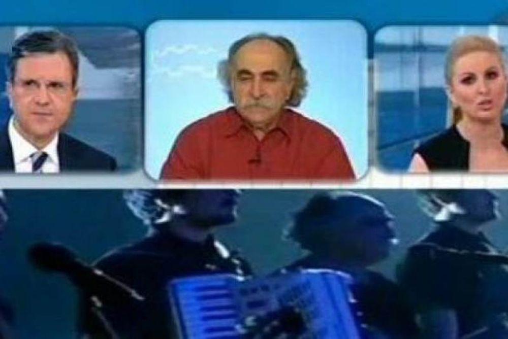 Αγάθωνας Ιακωβίδης: «Το καημένο το χασισάκι δεν σκοτώνει κανέναν, αλλά το έχουμε απαγορευμένο»