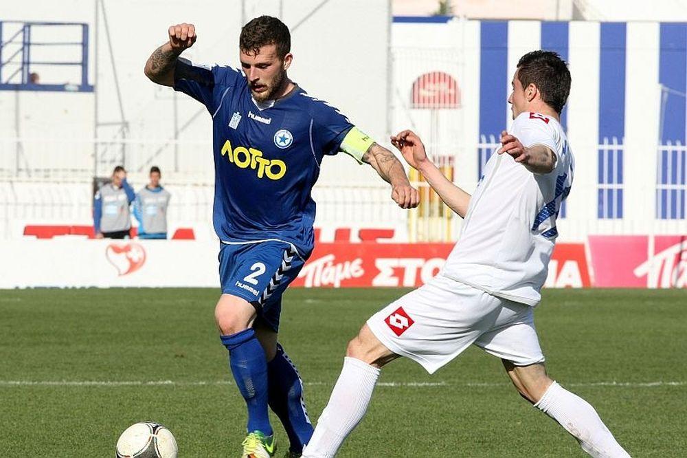 Ατρόμητος - ΠΑΣ Γιάννινα 0-0: ΤαμΠΑΣης Ευρώπης στο Περιστέρι