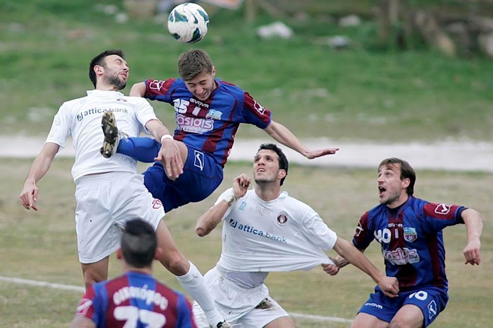 Απόλλων Καλαμαριάς: Έκλεισε την κακή «παρένθεση», 1-0 το Κορδελιό