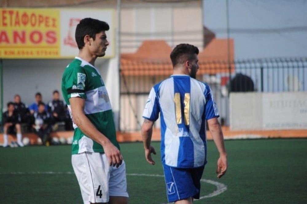 Ατσαλένιος-Ηρόδοτος 1-0