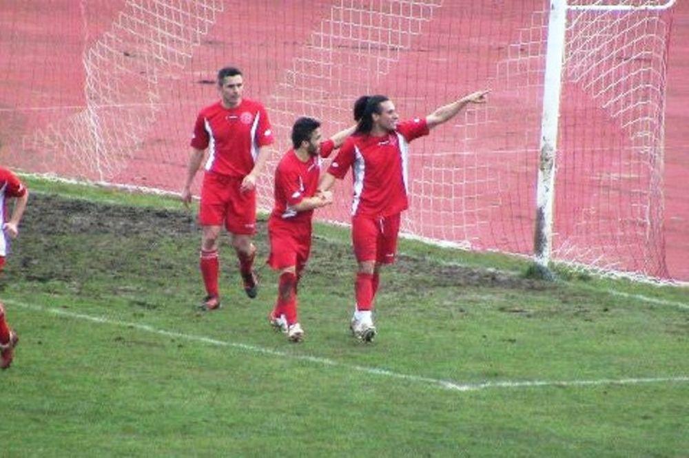 Κοζάνη-Νάουσα 4-0