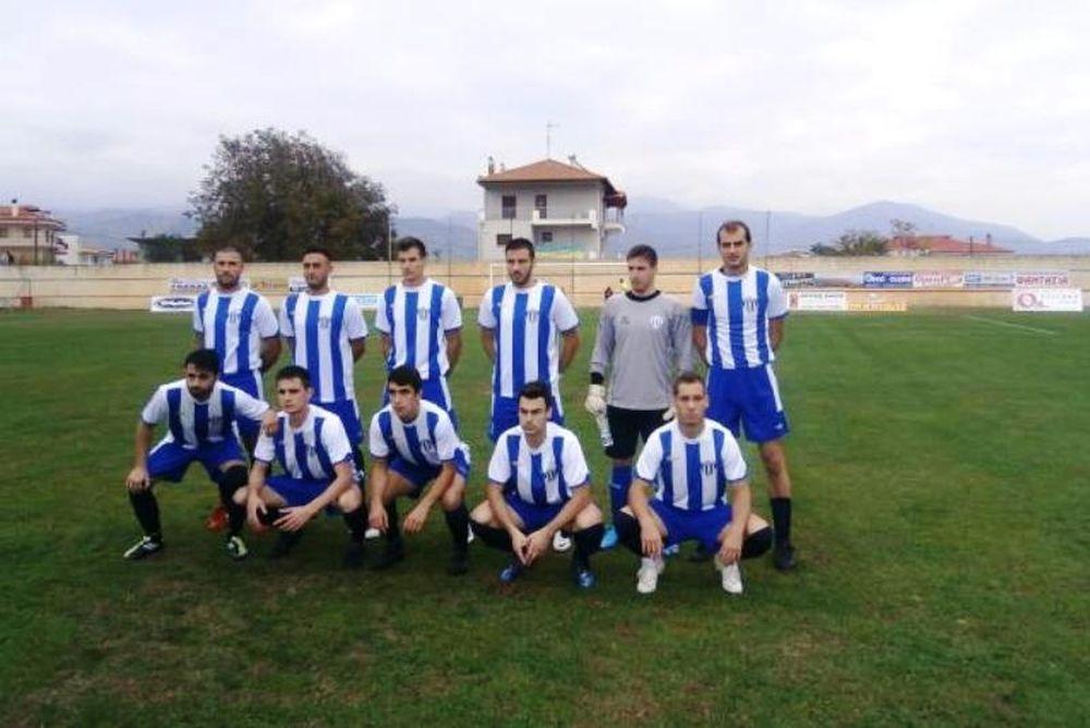 Αμπελωνιακός-ΑΟ Καρδίτσας 0-2