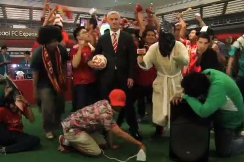 Λίβερπουλ: Harlem Shake από τον Ίαν Ρας! (video)