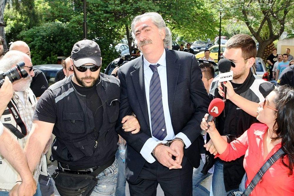 «Ελεύθερος»... προφυλακισμένος ο Μάκης Ψωμιάδης