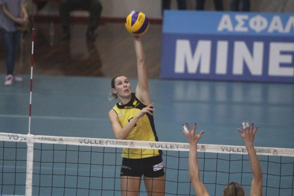ΑΕΚ: MVP η... δήμιος του Ολυμπιακού, Κάταλιν Κις!