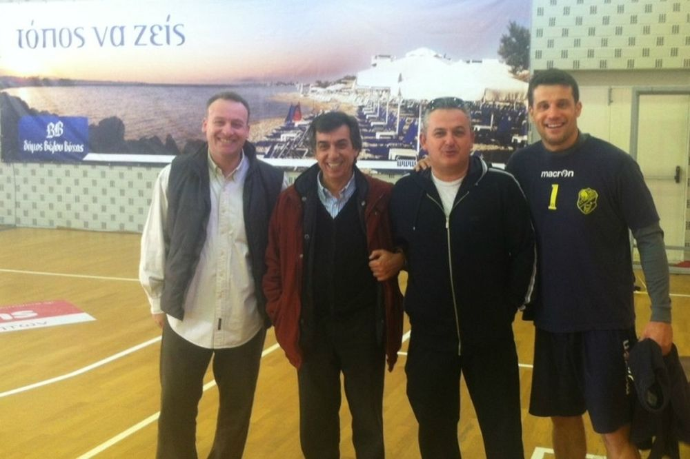Final 4 League Cup «Νίκος Σαμαράς»: Την Τρίτη η συνέντευξη Τύπου