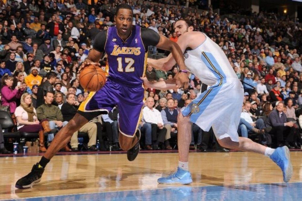 NBA: Άργησαν οι Λέικερς στο Ντένβερ (videos)