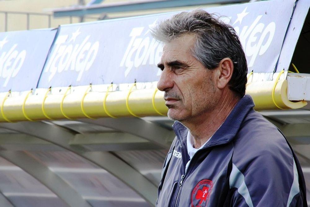 Αναστασιάδης: «Δύσκολα τα πράγματα μετά το 2-1»