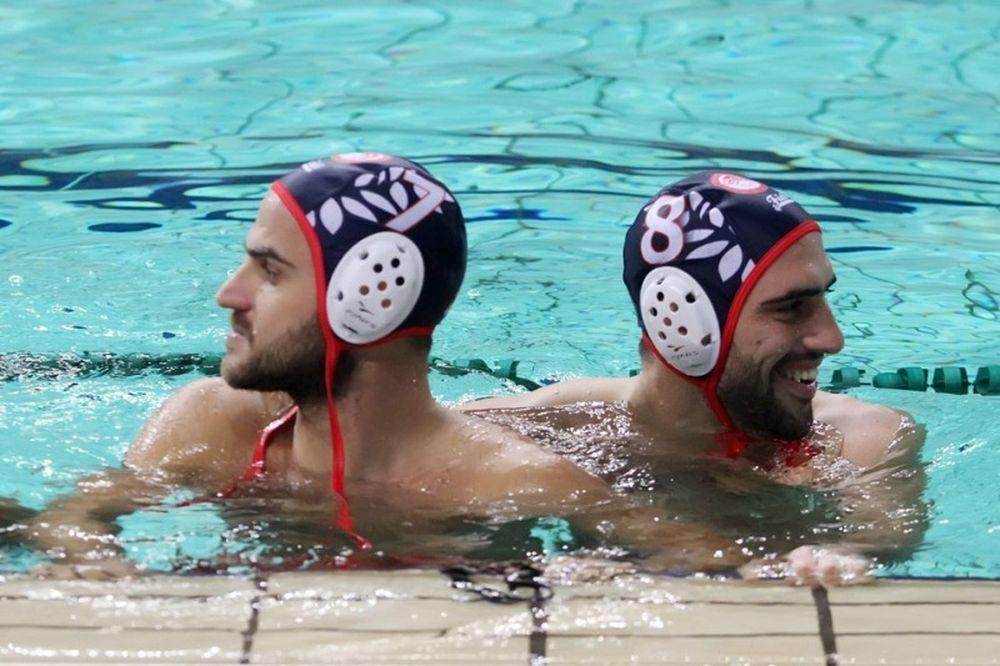 Ολυμπιακός: Νίκη ρεκόρ επί της Κρόιντσλινγκεν 33-8