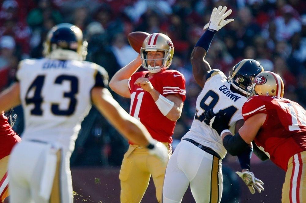 NFL: Στους Τσιφς ο Alex Smith!