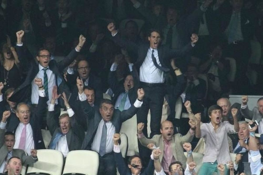 Ρεάλ Μαδρίτης: «Εκστασιάστηκε» με Ρονάλντο ο Ναδάλ!