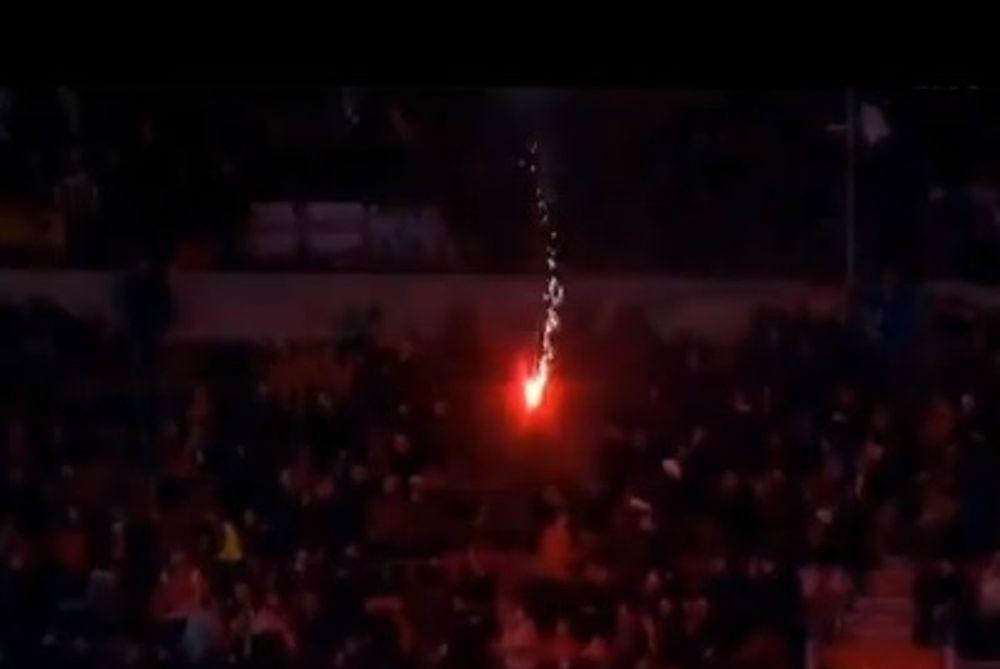 Ρεάλ Μαδρίτης: Φωτοβολίδα στην Μπαρτσελόνα! (video)