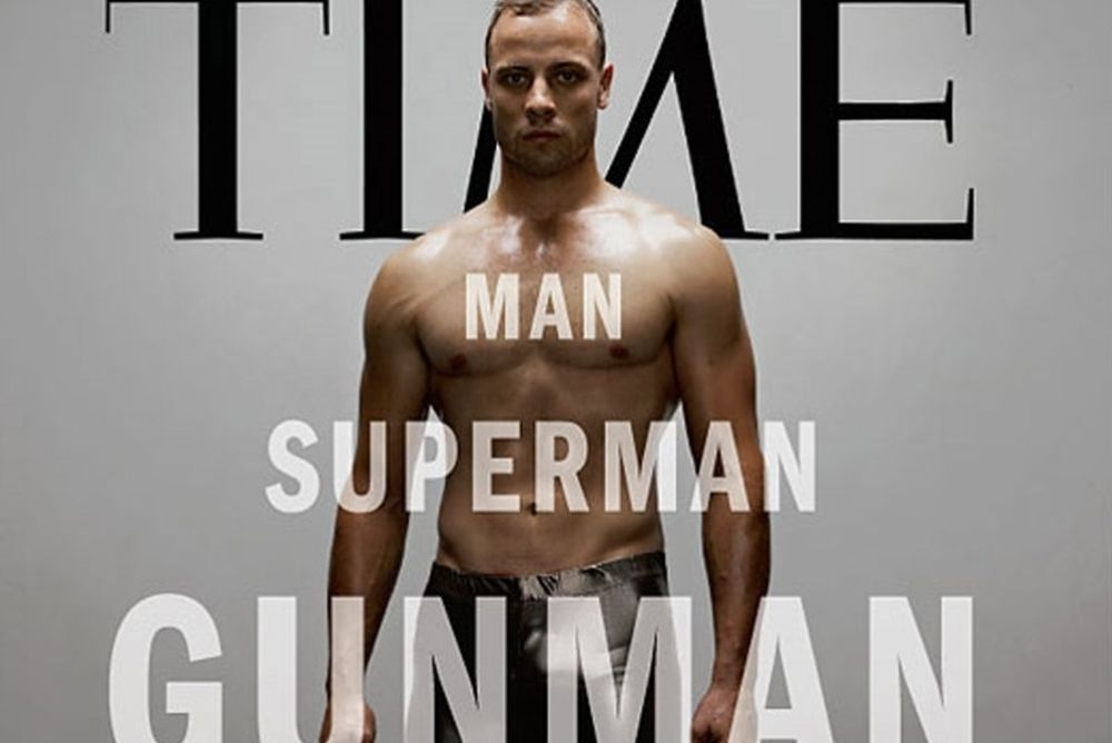 Πιστόριους: Από superman... gunman ή μήπως και τα δύο μαζί;