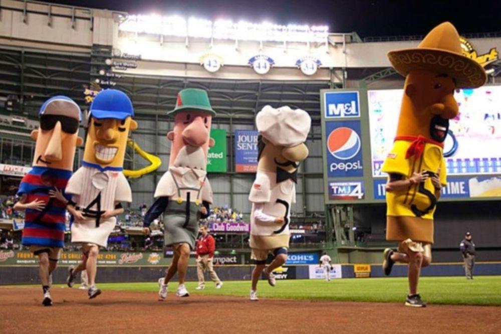 MLB: Βρέθηκε η μασκότ των Μπρούερς!