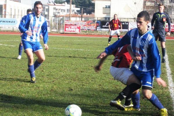 Μακεδονικός Κοζάνης-Παναργειακός Αργους Ορεστικού 6-0
