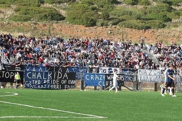Χαλκίδα-Ευβοϊκός Αγ. Νικολάου 2-0