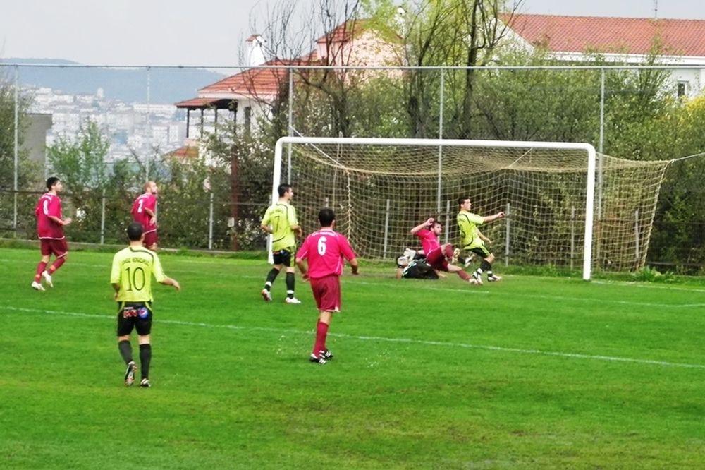 Κάστωρ-Γρεβενά Αεράτα 1-1