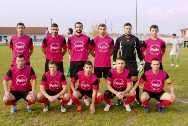 Ενωση Αποστόλου Παύλου-Μακεδονικός Κοζάνης 3-3