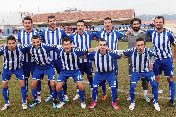 ΑΕ Λεονταρίου-Ελασσόνα 0-1