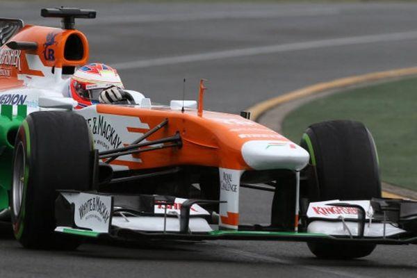 Ντι Ρέστα: «Πιο δυνατή φέτος η Force India»