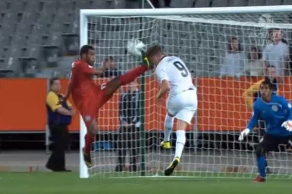 Νέα Ζηλανδία: Αιματηρός τραυματισμός στο ματς του Μπαρμπαρούση (photos+video)