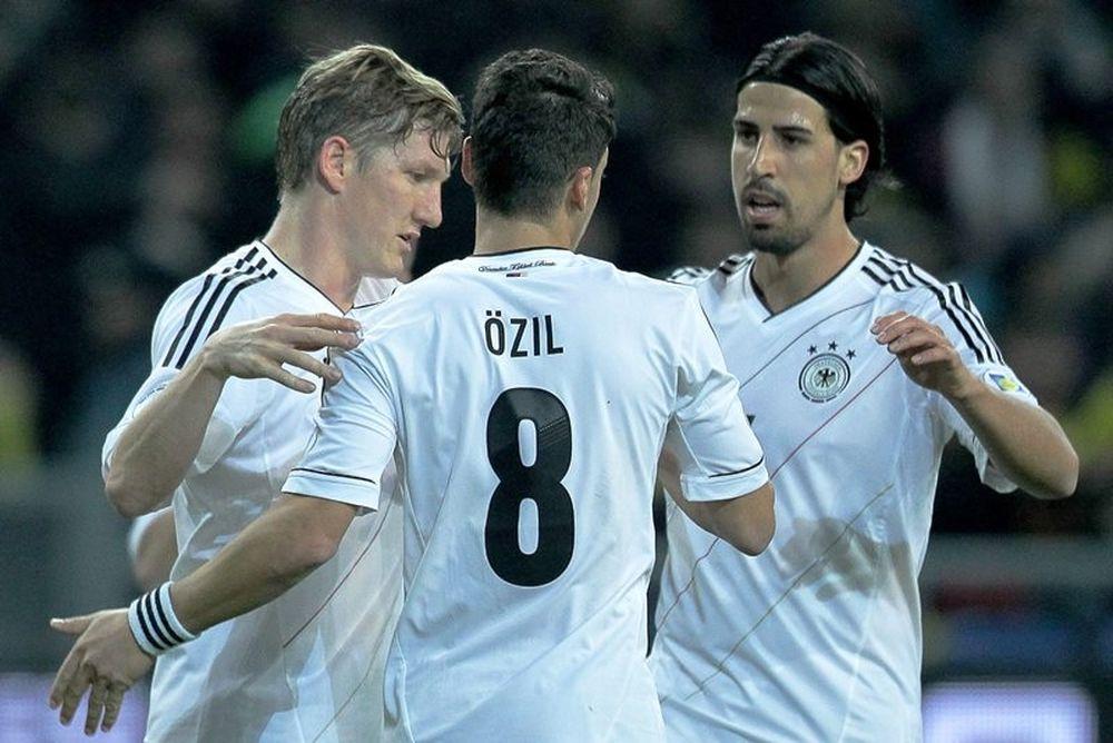 Στο… ρελαντί η Γερμανία, 3-0 το Καζακστάν (video)
