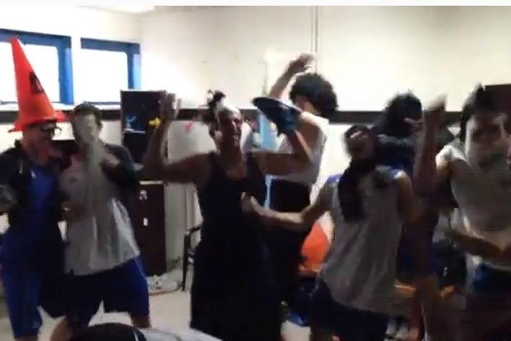 Αιγάλεω: Στον πειρασμό του «Harlem Shake» (video)