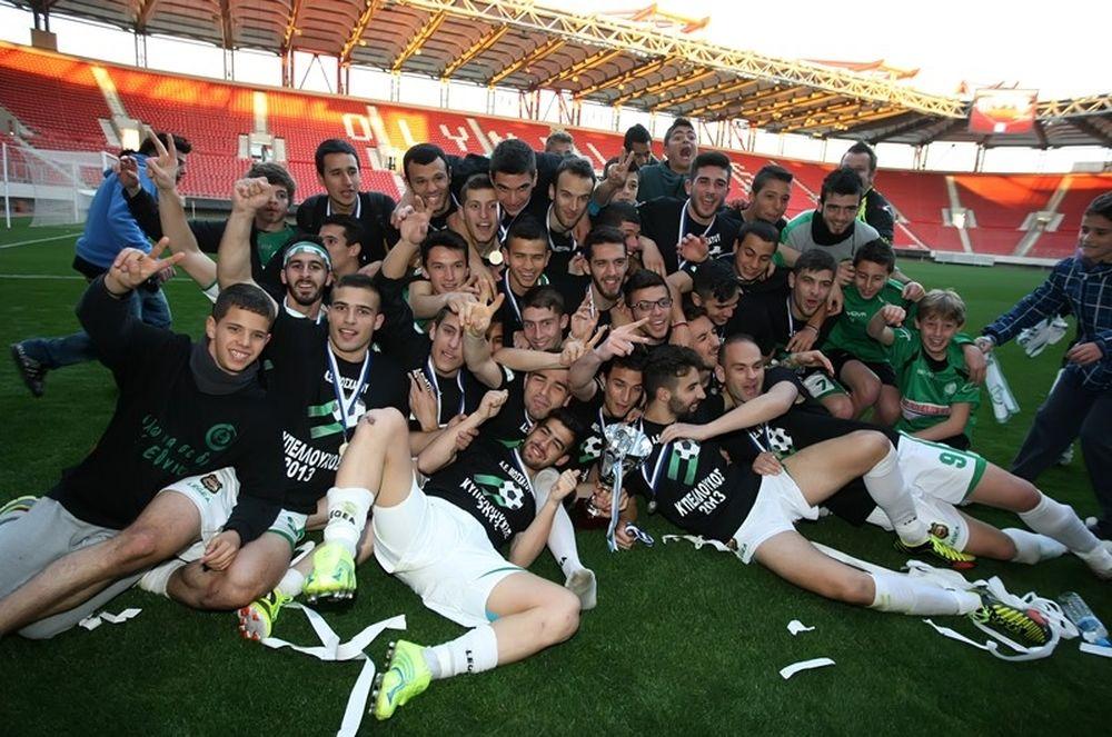 Κύπελλο Πειραιά: Το σήκωσε το Μοσχάτο, 1-0 τον Εθνικό! (photos)