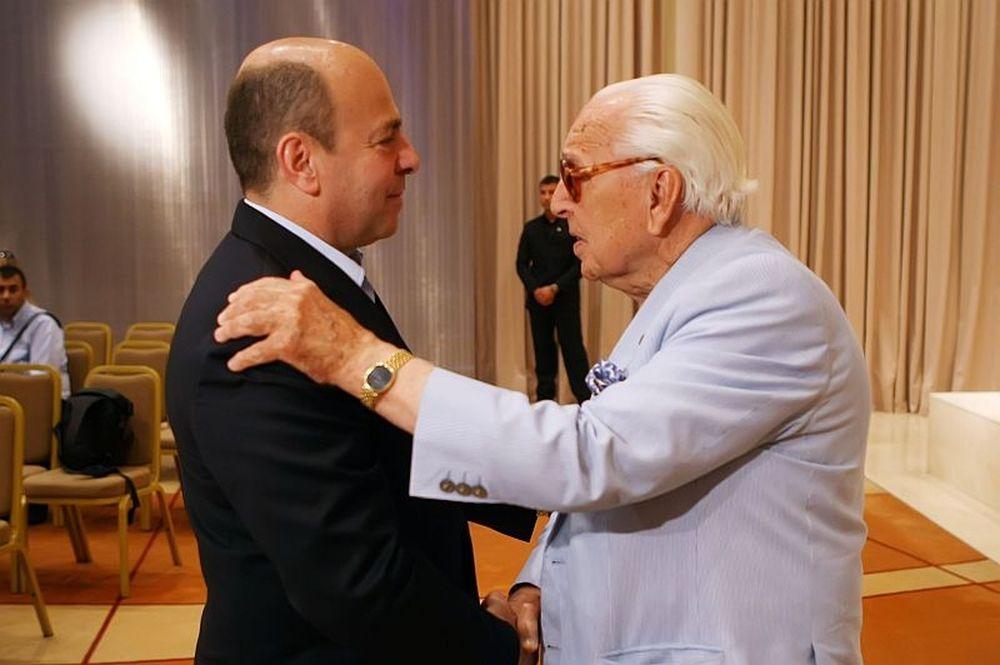 Μακρόπουλος: «Θα δώσει δυναμική η επιστροφή στη Λεωφόρο»