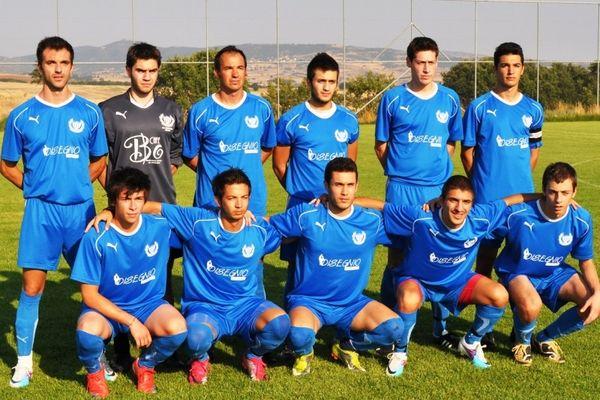 Μακεδονικός Κοζάνης-Αλεξάνδρεια 3-2