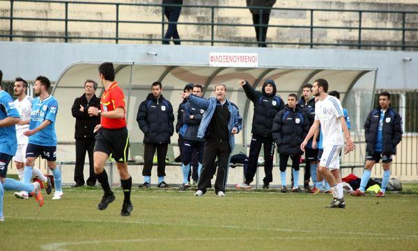Προσοτσάνη-Ορφέας Ελευθερούπολης 0-0