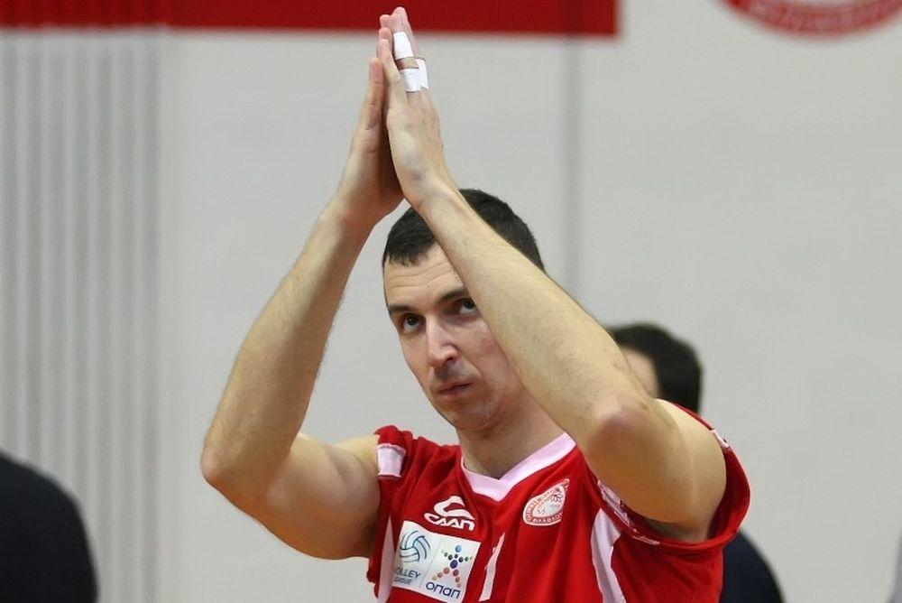 Ολυμπιακός: MVP ο Γιορντάνοφ