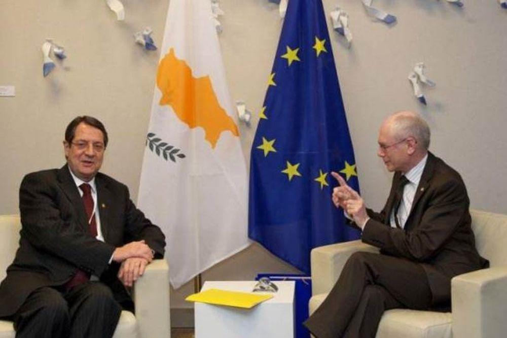 Κοντά σε συμφωνία στις Βρυξέλλες για την Κύπρο