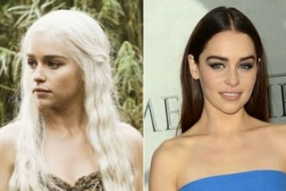 """Δείτε πώς είναι οι πρωταγωνιστές του """"Game Of Thrones"""" στην πραγματική ζωή;"""