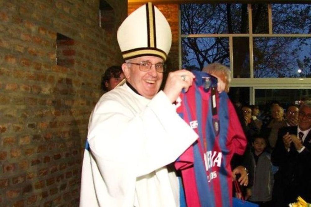Σαν Λορένζο: Τα… μυστικά του Πάπα