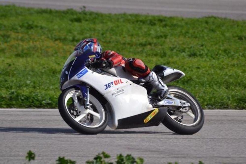 Παπαπαύλου: «Όνειρο το Moto GP»