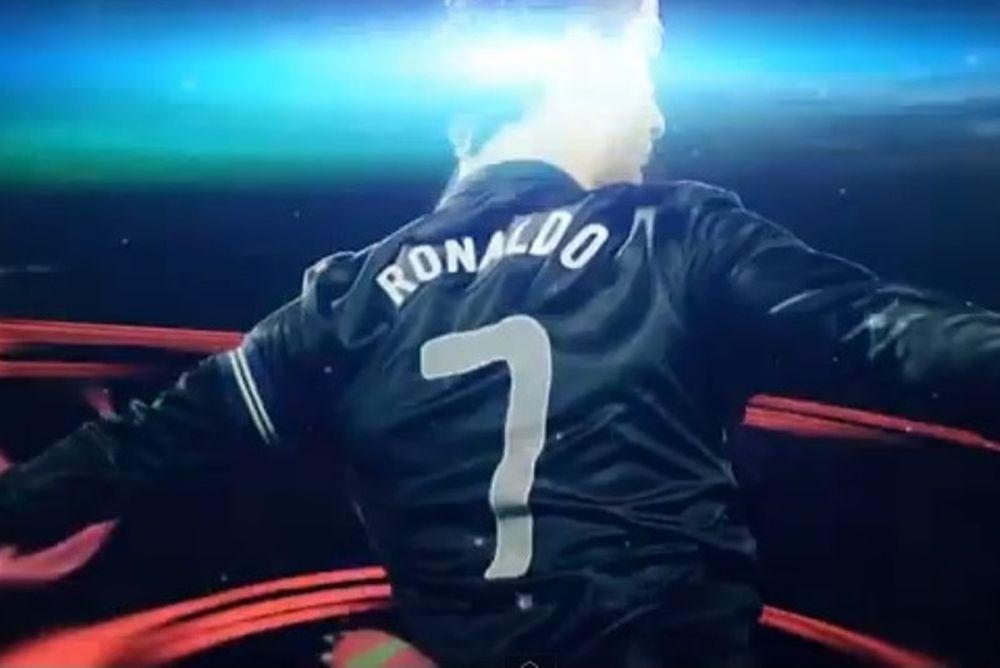 Ρεάλ Μαδρίτης: Το high-tech τρέιλερ της ιστοσελίδας του Ρονάλντο (video)