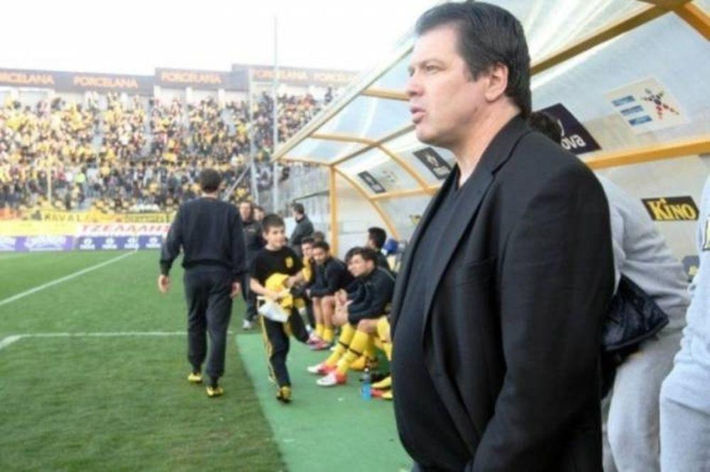 Παπαδόπουλος: «Με νίκη θα κάνουμε μεγάλο βήμα»