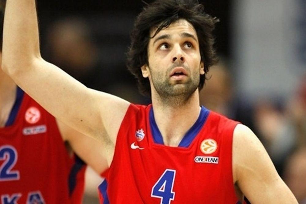 Τεόντοσιτς: «Πολύ κοντά στην πρώτη θέση η ΤΣΣΚΑ»