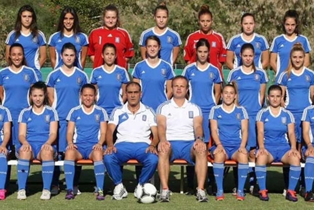 Εθνική Νεανίδων: Η αποστολή για το Ευρωπαϊκό Πρωτάθλημα 2013