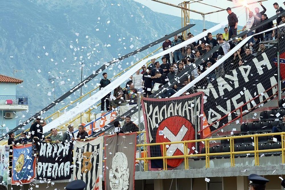 Καλαμάτα: Δίωξη από τον ποδοσφαιρικό εισαγγελέα